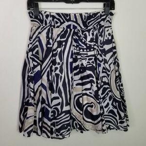Banana Republic Midi Flare Skirt